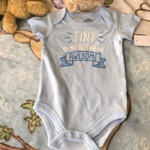 Other - Baby boy bodysuit 12 monts NWT $5